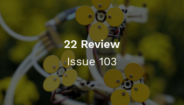 22 Review: Issue 103 - DNA Memory Storage