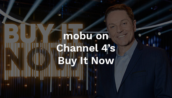 mobu on Channel 4's Buy It Now!