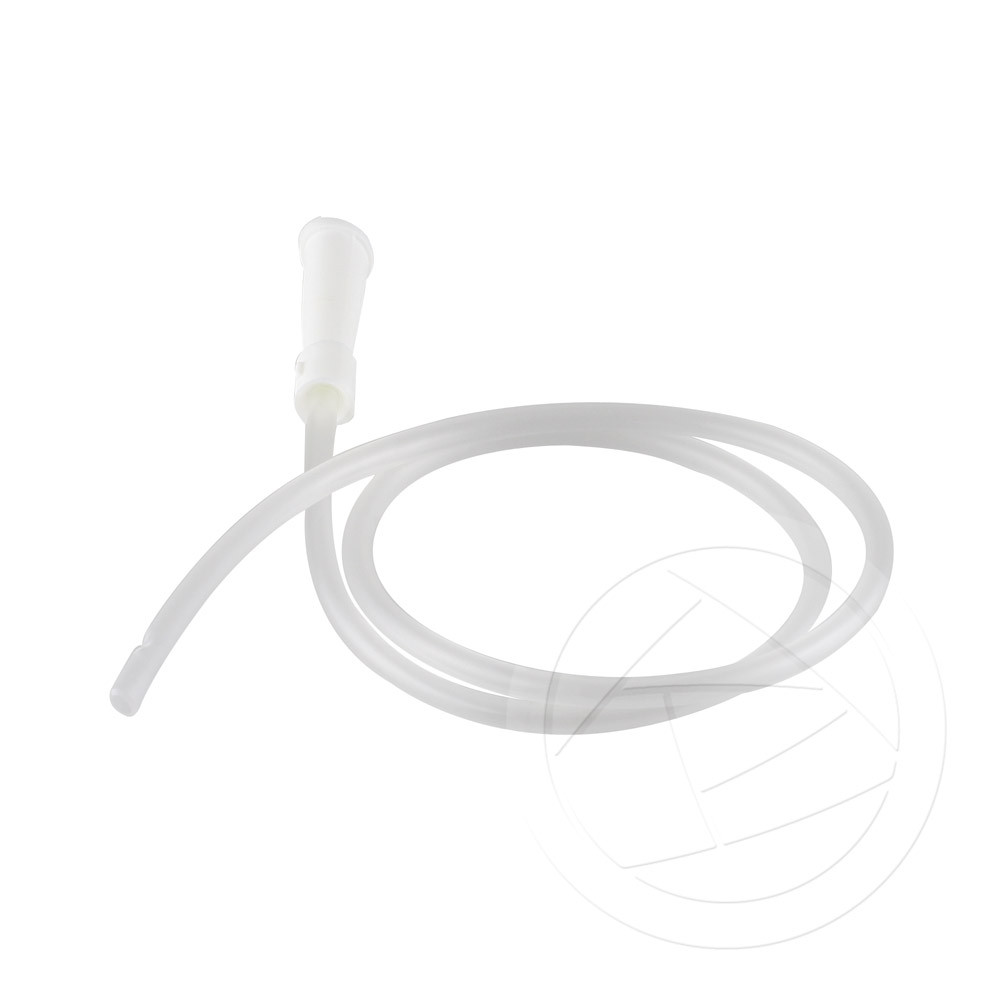 5 sterilised PVC enema catheter tubes: 4mm (12FG) - discontinued