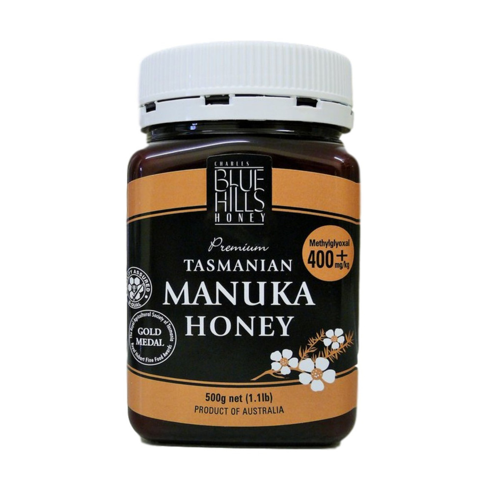 Blue Hills Manuka Honey 400+ 500g