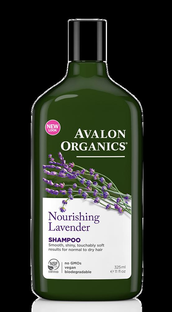 Avalon Organics Lavender Shampoo: 312g