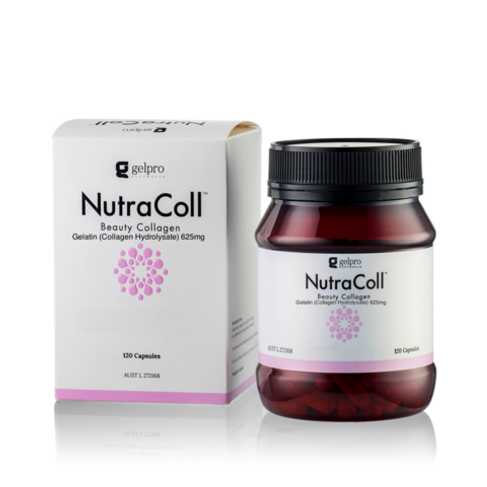 NutraColl Beauty Collagen 120 Hard Caps