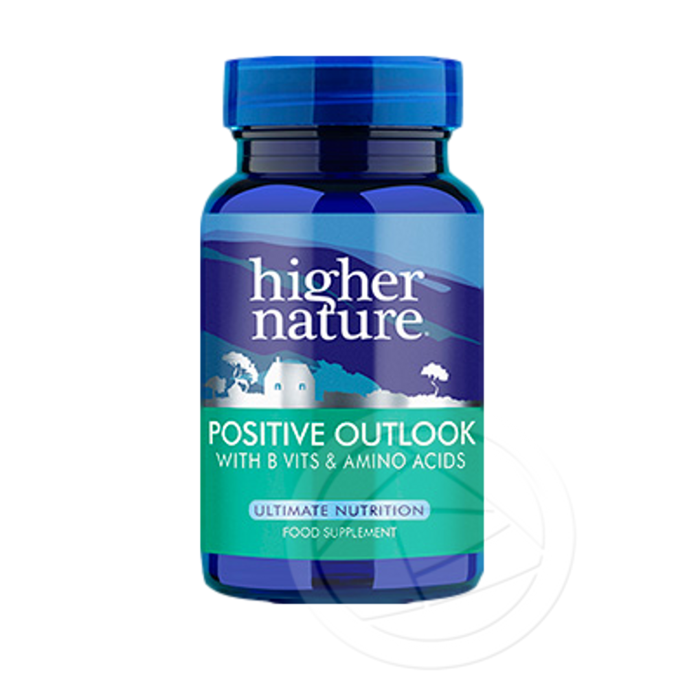 Positive Outlook: 90 Capsules  - Out of Stock