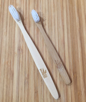 Go Bamboo Toothbrush - Adult Size