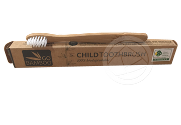 Go Bamboo Toothbrush - Child Size