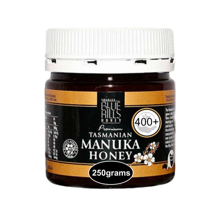 Blue Hills 400+ Manuka Honey 250g