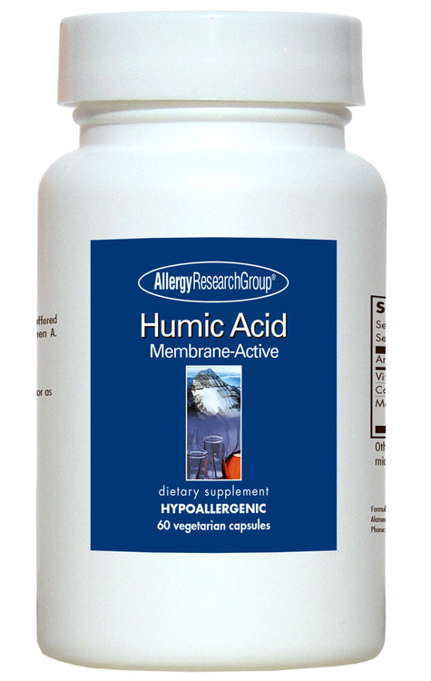 Humic Acid Membrane Active 60 capsules