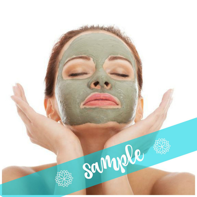 SAMPLE ZEOLITE Beautifying Mask 8g Satchel