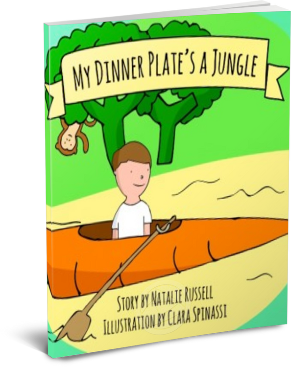 A GAPS Dinner Story:  My dinner plate's a jungle