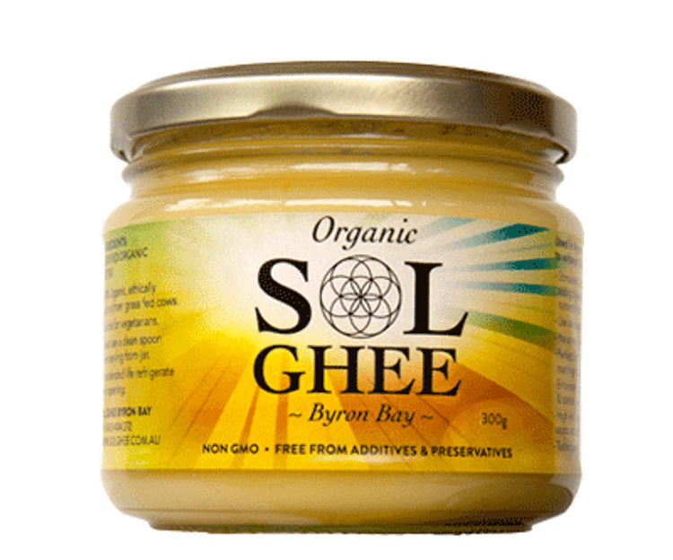 Organic Sol Ghee: 275g - out of stock