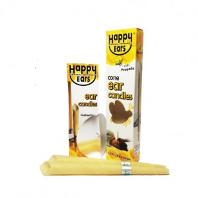 100% Beeswax Ear Candle Kit
