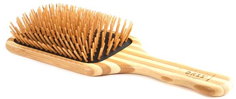 The Green Brush: Bamboo Large Paddle