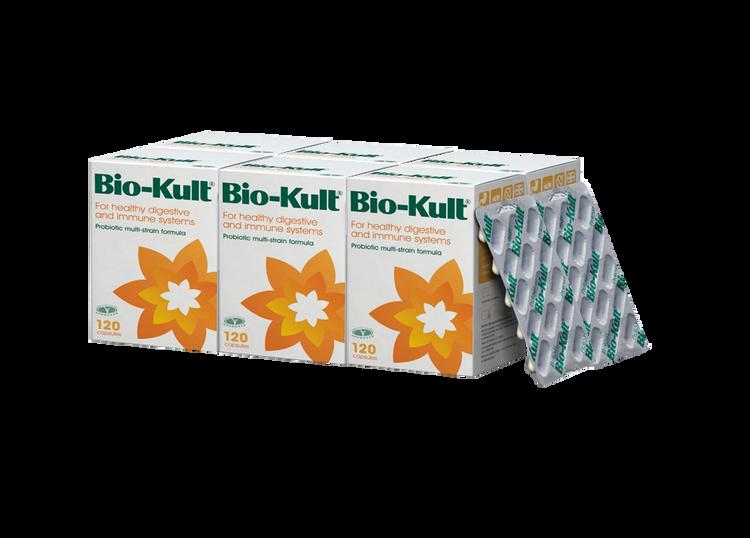 Bio-Kult 6 Pack: Bulk Buy - back soon