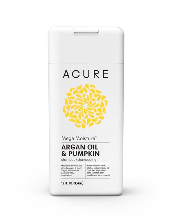 ACURE Mega Moisture Shampoo - Argan - 354ml
