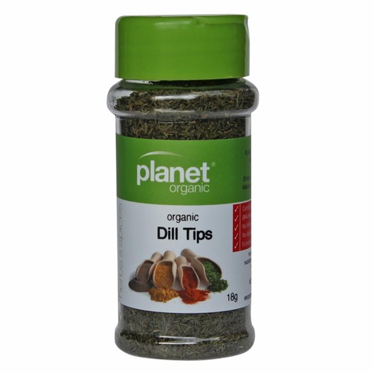 Planet Organic - Dill Tips 18g