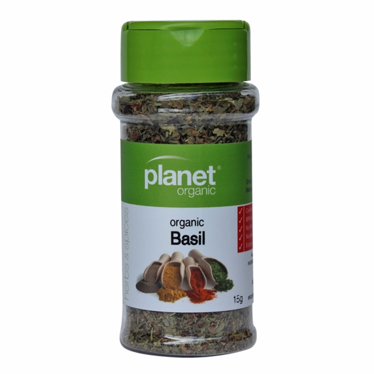 Planet Organic - Basil 15g