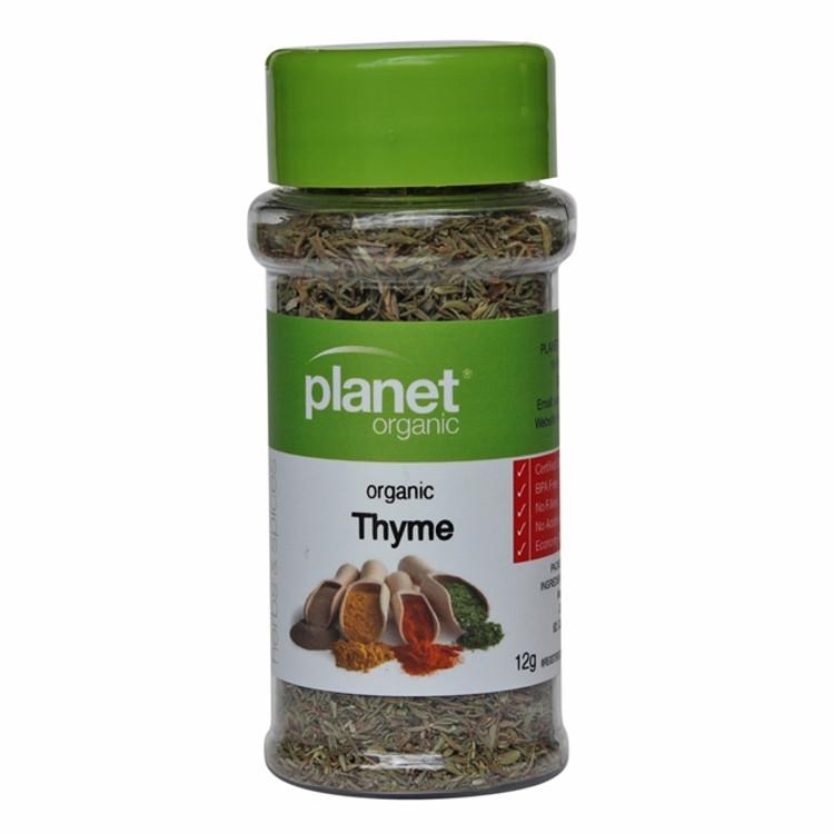 Planet Organic - Thyme 12g