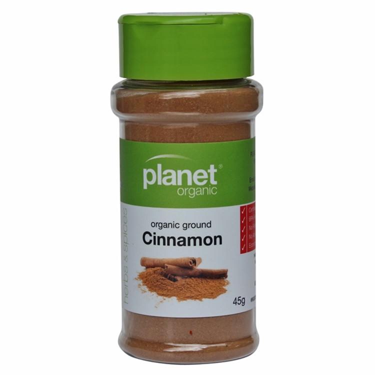Planet Organic - Cinnamon 45g