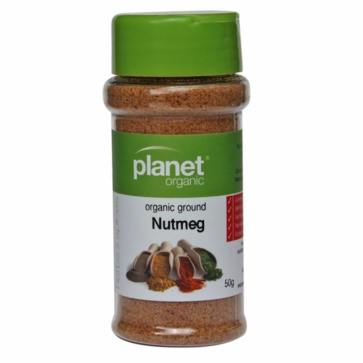 Planet Organic - Nutmeg 50g