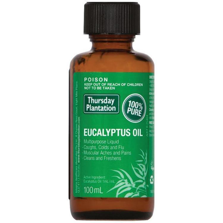 Thursday Plantation Eucalyptus Oil - 100ml