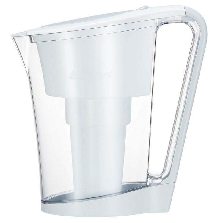 AceBio+ Water Filter Jug: 1 Litre