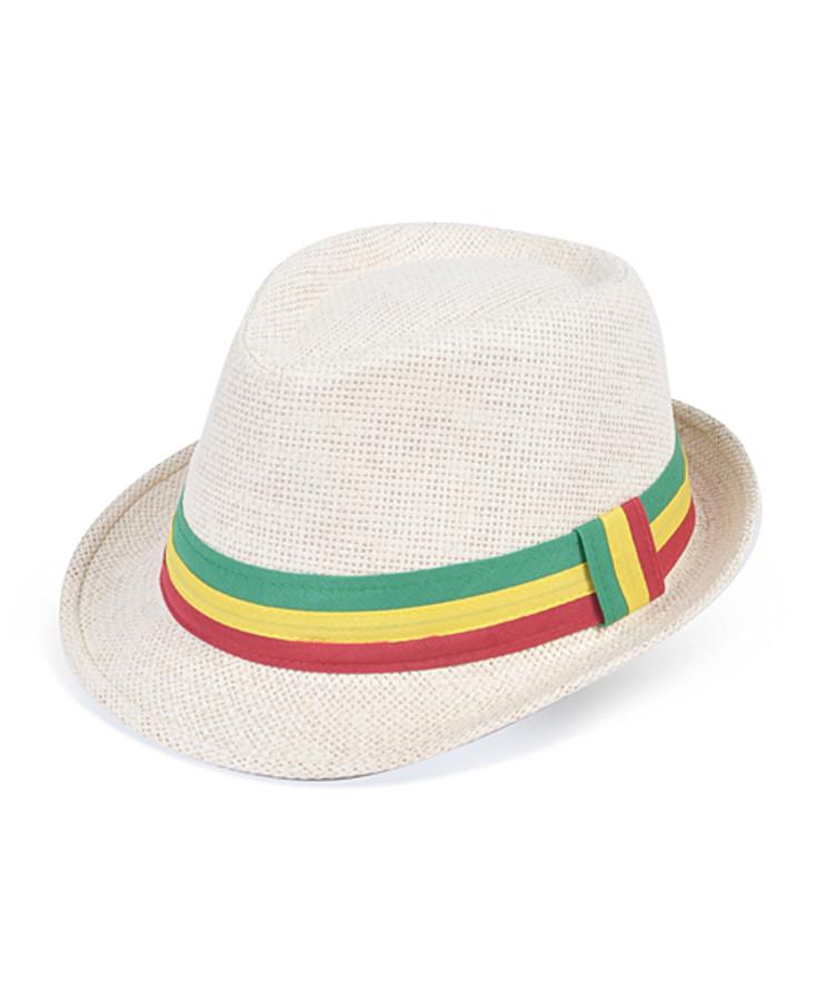 12pc Pack Ladies Fedora Hats Plain H7916