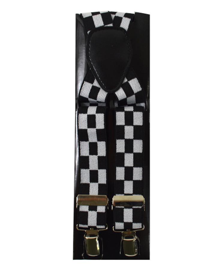 Fancy Clip Suspenders FCS4703
