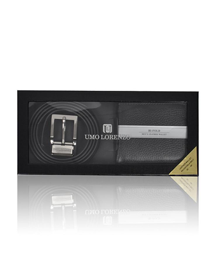 Wallet & Belt Set WB2010-BK