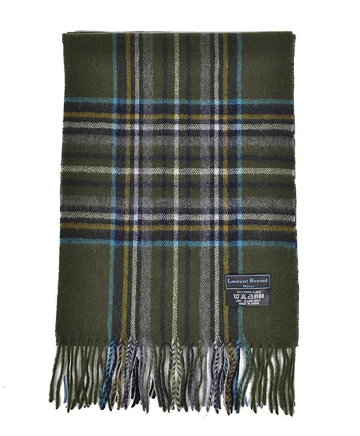 Unisex 100% Wool Scarf HWS601