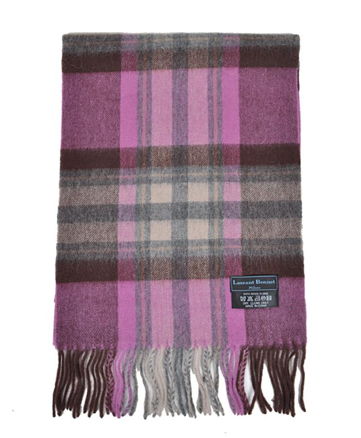 Unisex 100% Wool Scarf HWS609