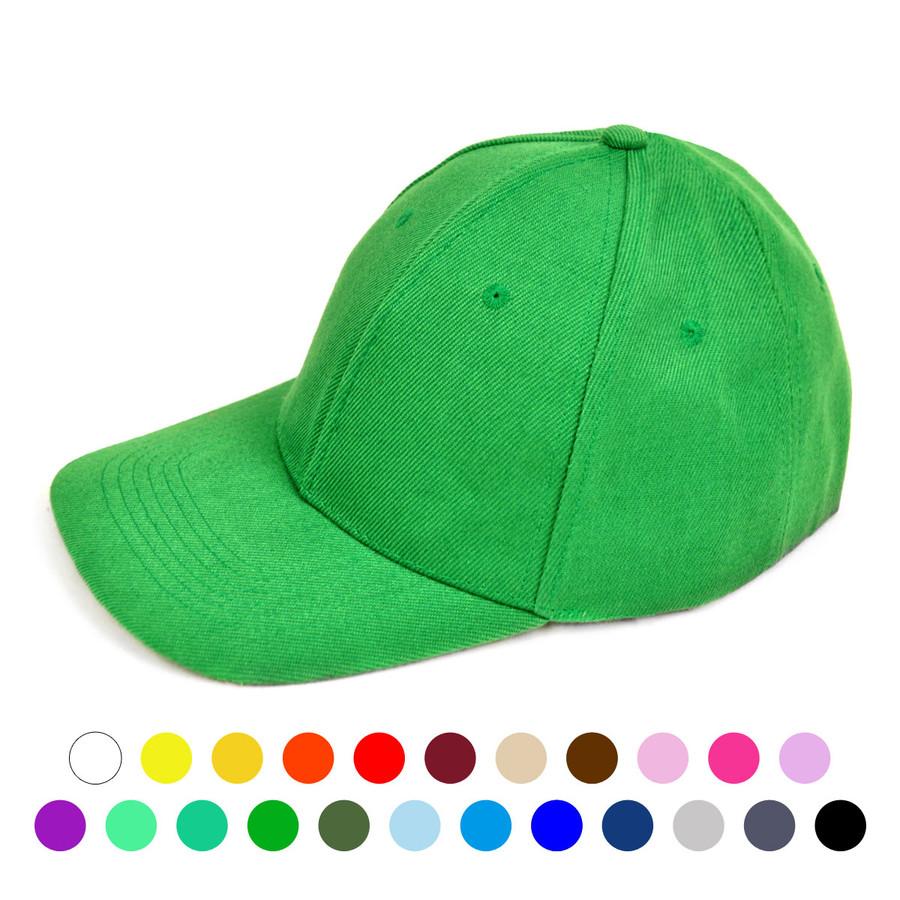Promotional Solid Baseball Cap (CAP1)