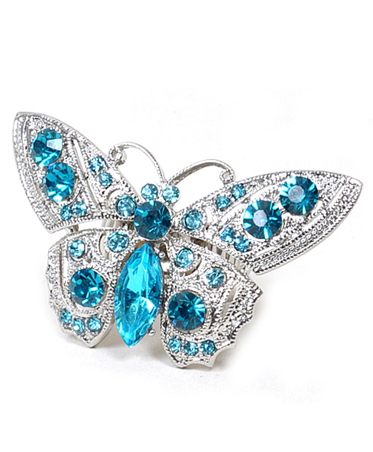 Stretch Ring Butterfly - IMJS0670