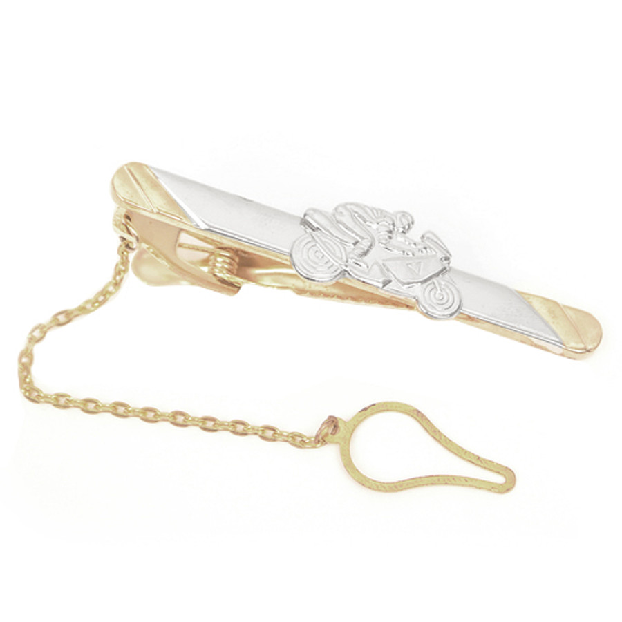 Biker Novelty Tie Bar TB1746