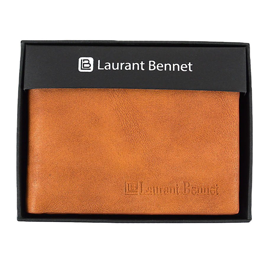 Bi-Fold Synthetic Leather Wallet MLW04165