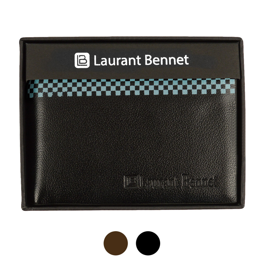 Bi-Fold Leather Wallet MLW04169