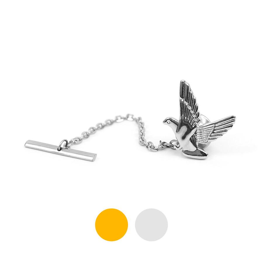 Bird Tie Tack