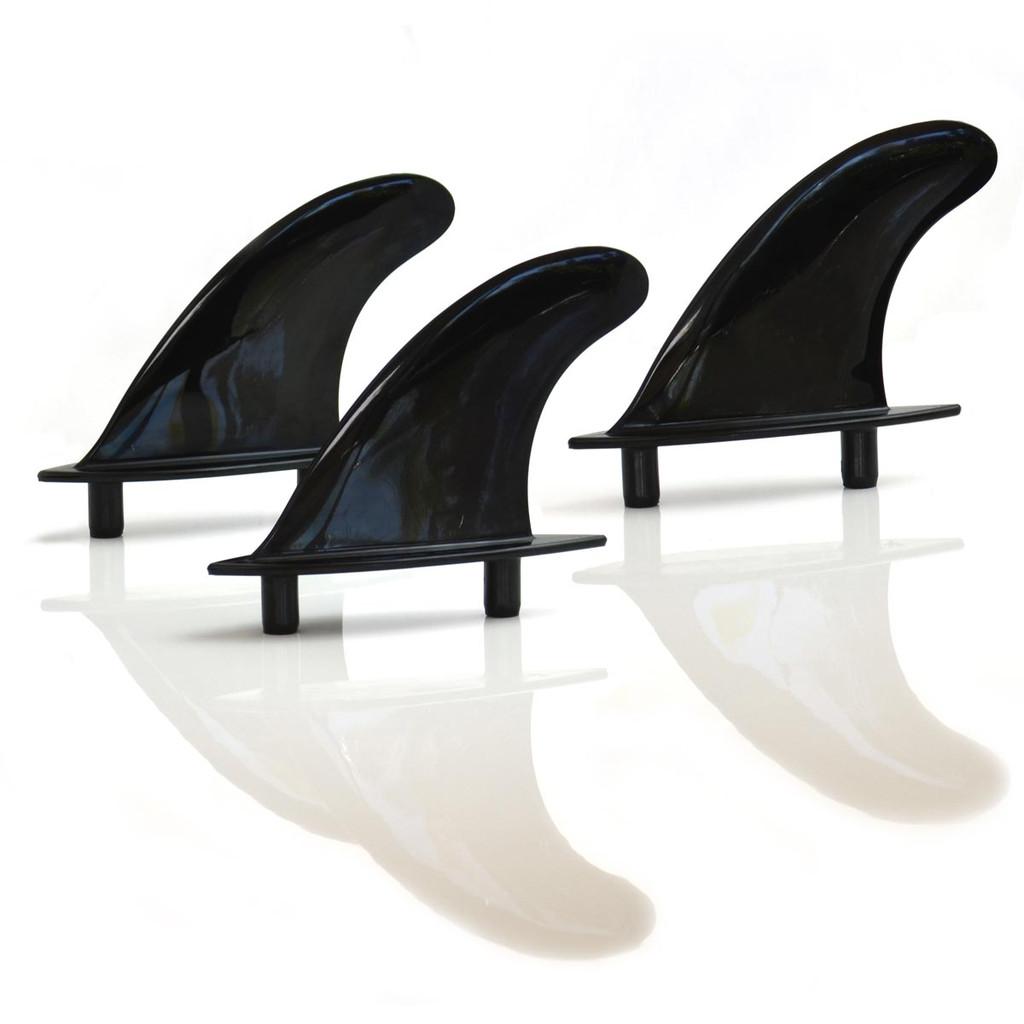 SURFDUST Softboard Tri Fins SD4