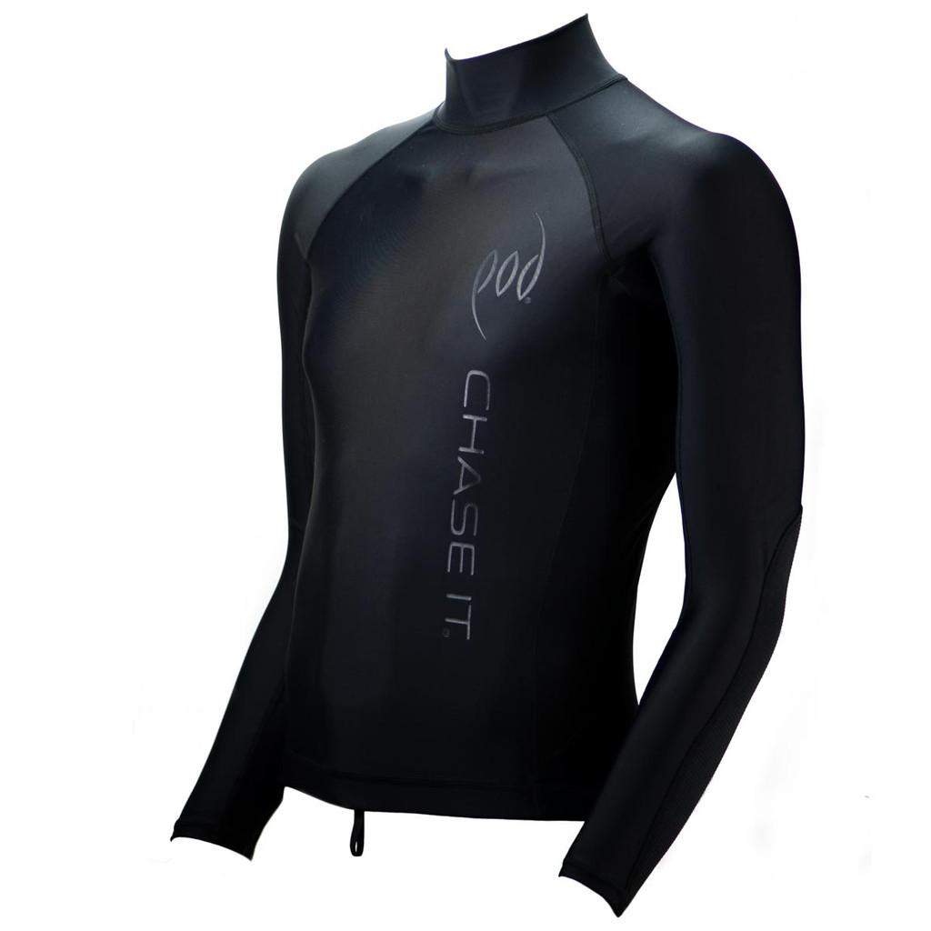 Premium Rash Vest - Wear Resistant Padded Elbows