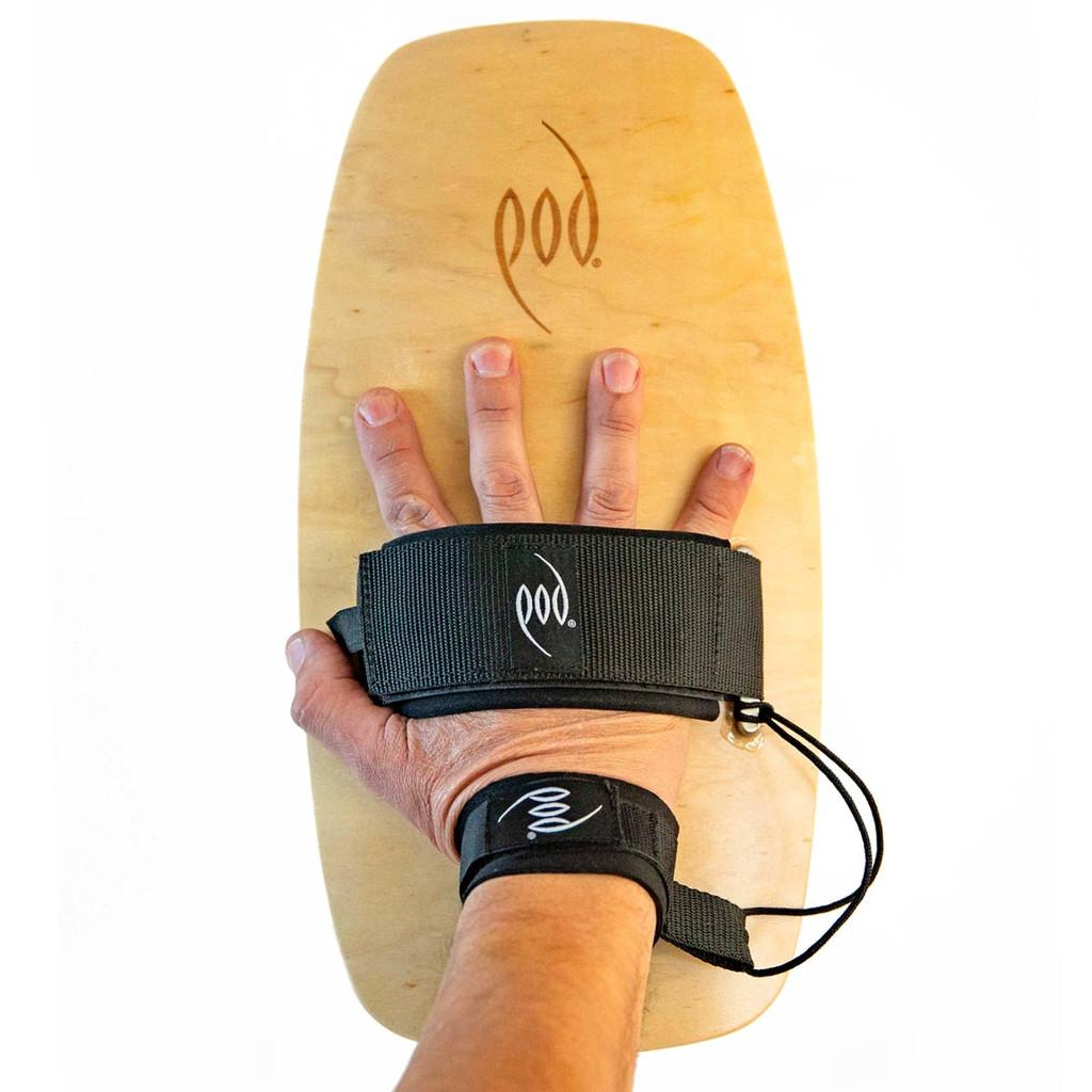Long Handboard Position