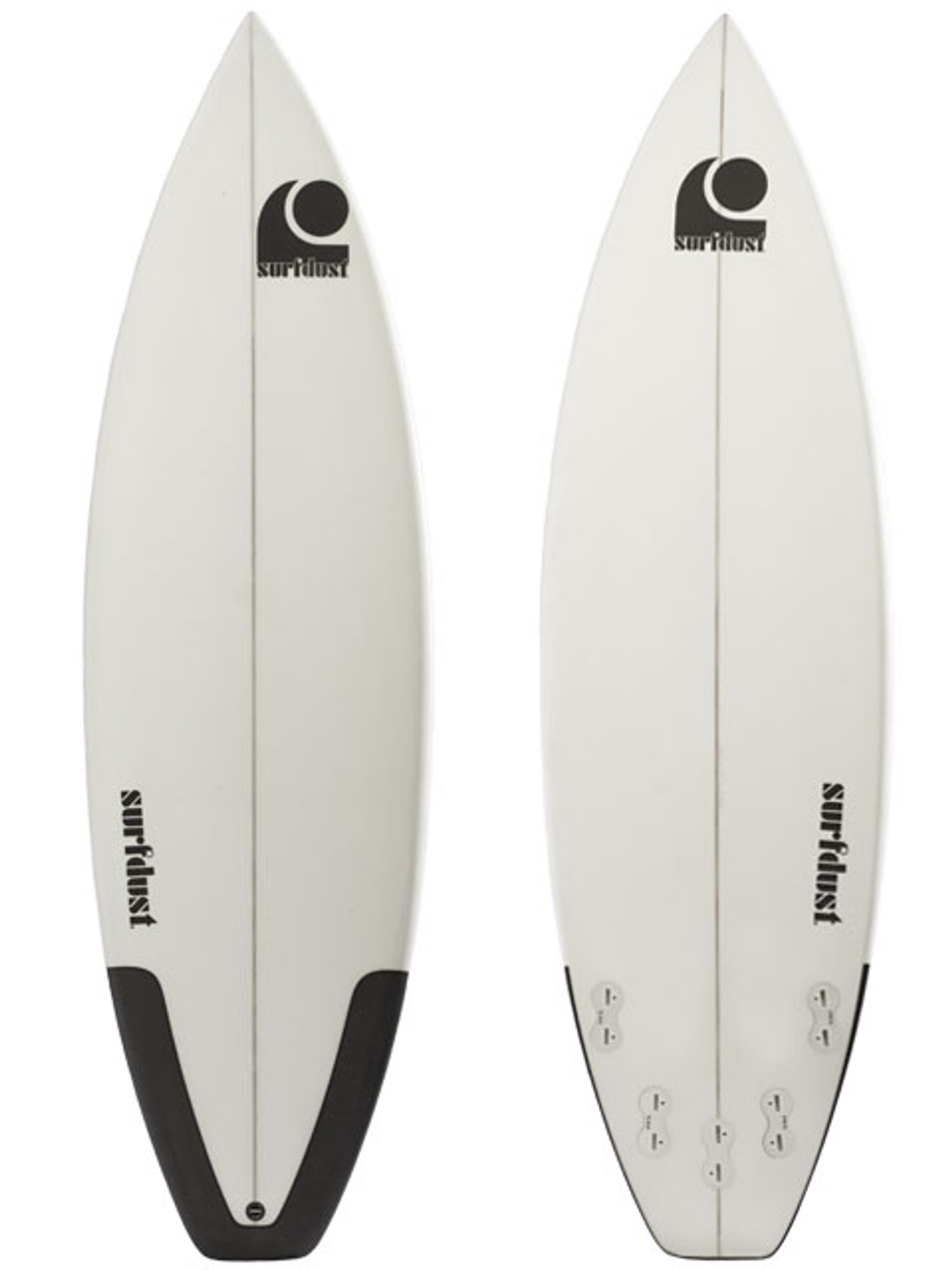 5.8ft & 5.10ft Surfboards - Dusted PRO Series - SURFDUST