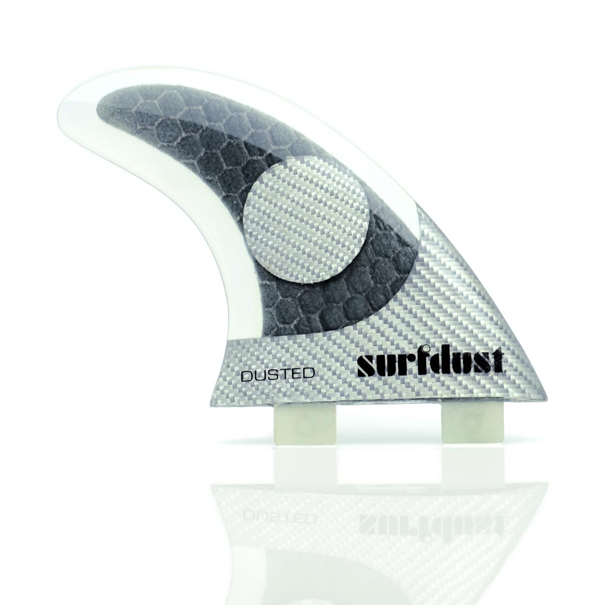 SURFDUST SD3 & SD1 Tri Fins - FCS Compatible Surfboard Fins