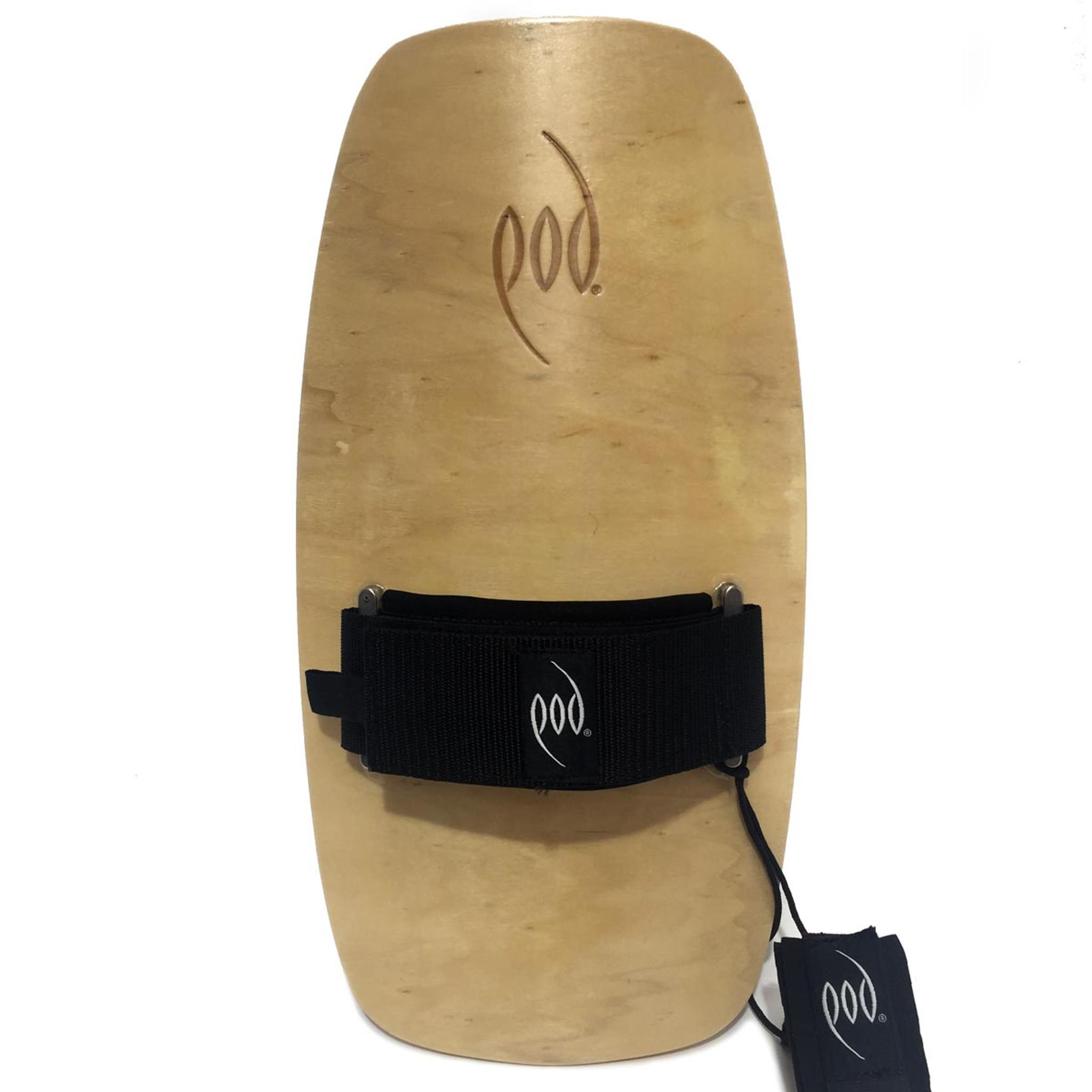 Bodysurfing Handboards - Hand Body Soul - Wood Handplane