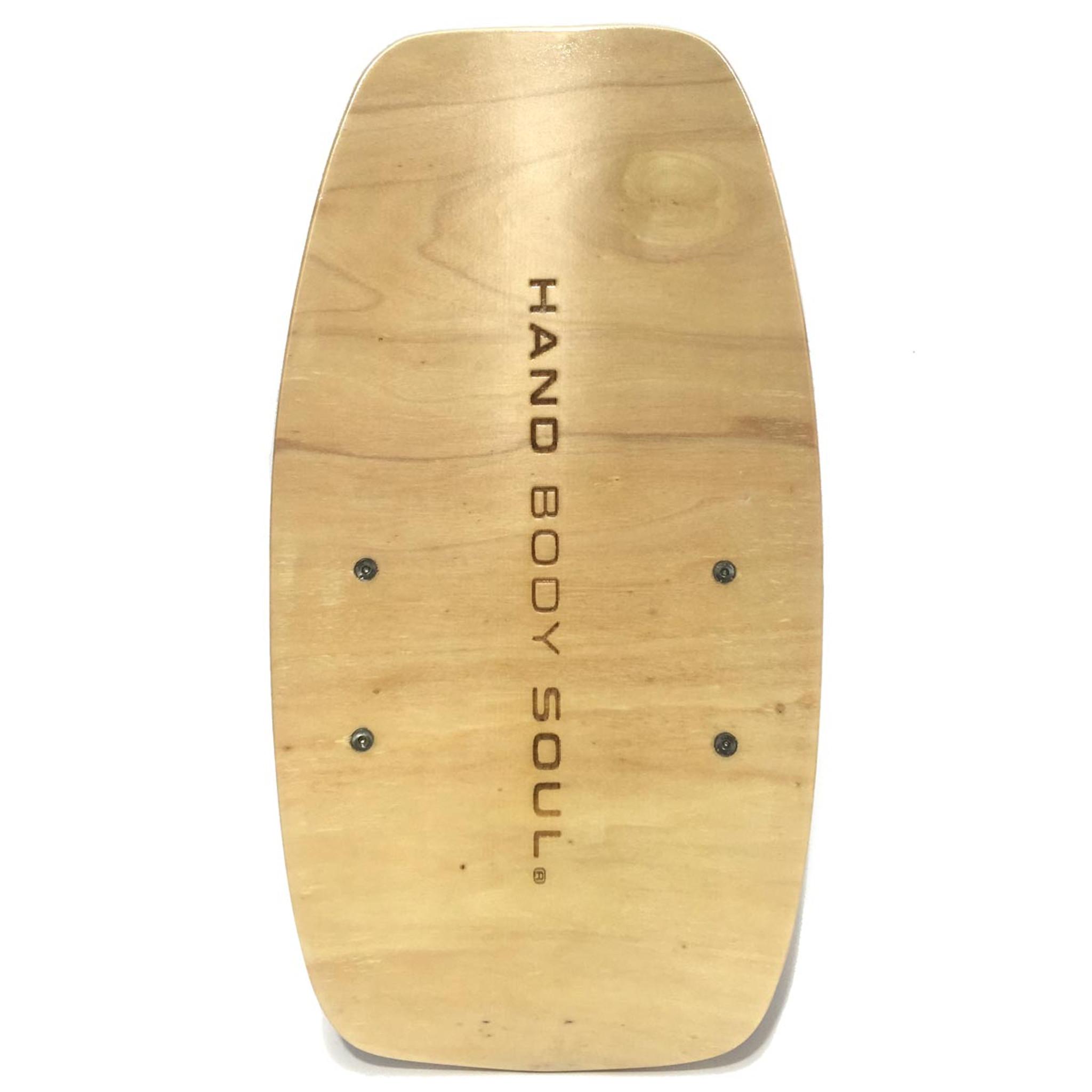Finest Bodysurfing Tools - Wood Handplane POD Fins PF3