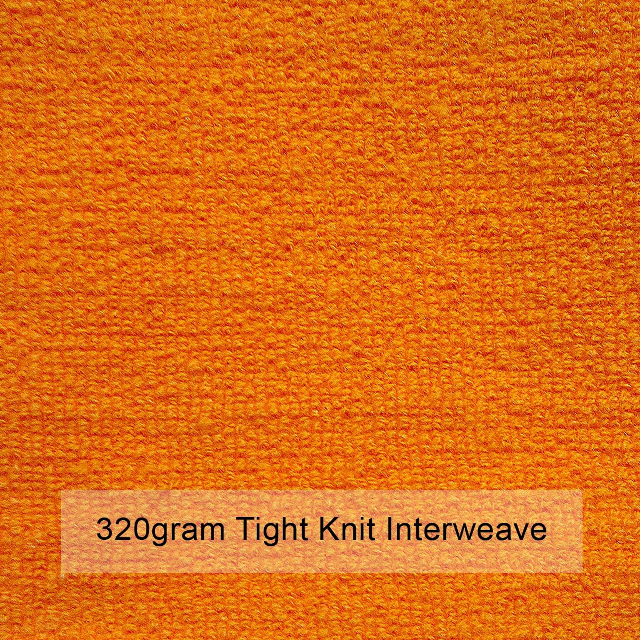 320gram Tight Knit Interweave