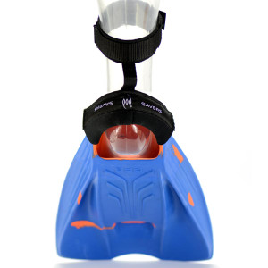 POD PF2 Swim Fins – Fin Savers and Heel Protectors