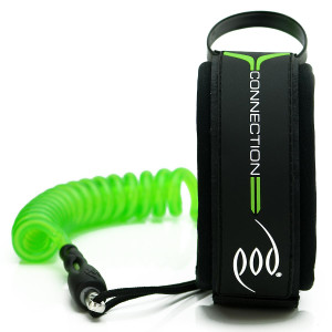 POD Connection Large Bicep Leash - Prone Bodyboarding