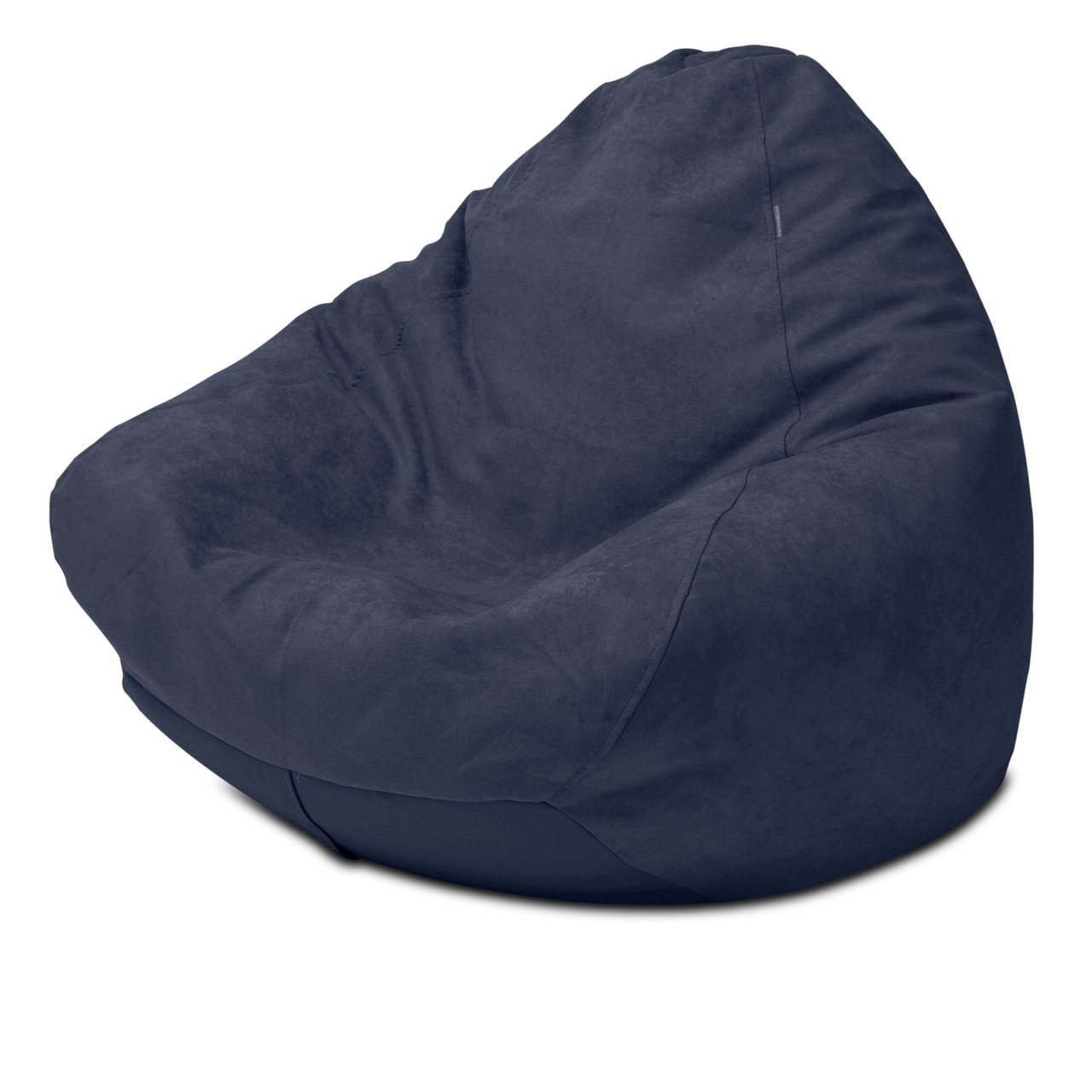 Warwick Macrosuede Queen Size Bean Bag in storm