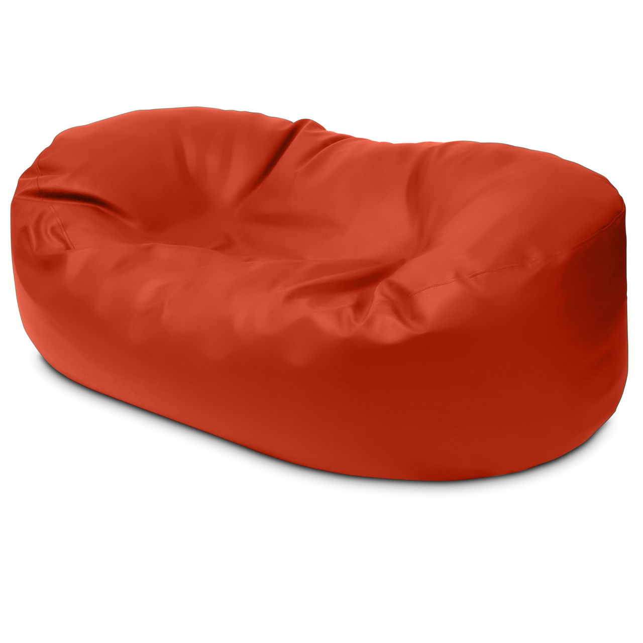 Classic 2m Couch in paprika