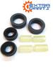 Brake Pick & Exit Roller Set For Fujitsu Scanner fi-6130 fi-6140 fi-6240
