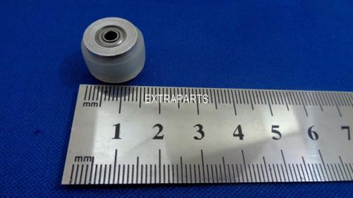 3X8X16mm Vinyl Cutter Pinch Roller Wheel Cutting Plotter Rubber Cover